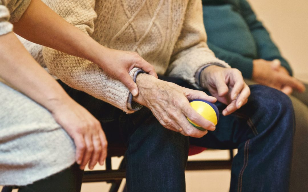 Elders and Intimacy: Who Chooses?